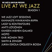 Live At We Jazz - Season 1 by Various Artists