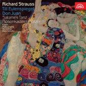 Strauss: Don Juan, Salome, Till Eulenspiegels lustige Streiche, Valse de Czech Philharmonic