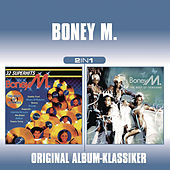 Boney M. - 2 in 1 (In The Mix/The Best 12inch Versions) by Boney M.