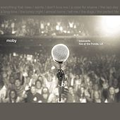 Innocents: Live at the Fonda, LA by Moby