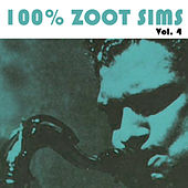 100% Zoot Sims, Vol. 4 de Zoot Sims