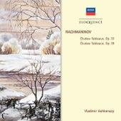 Rachmaninov: Études-Tableaux, Op. 33 & Op. 39 de Vladimir Ashkenazy