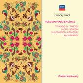 Russian Piano Encores de Vladimir Ashkenazy