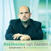 Beethoven Complete Symphonies von Residentie Orkest Den Haag