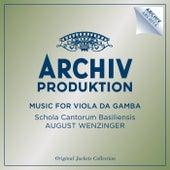 Music For Viola Da Gamba de Schola Cantorum Basiliensis