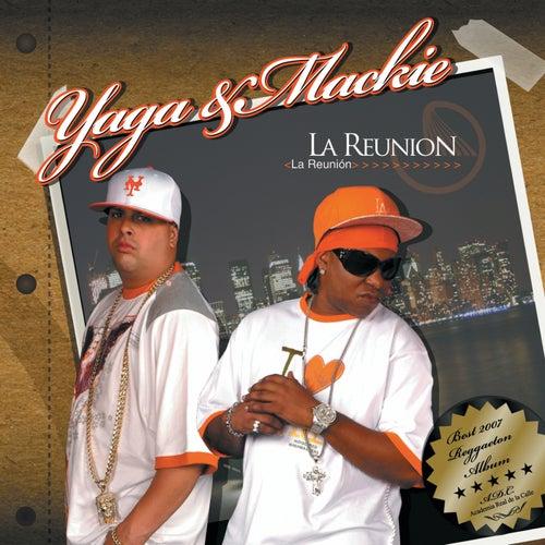La Reunion by Yaga Y Mackie