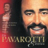 The Pavarotti Edition, Vol.4: Verdi by Luciano Pavarotti