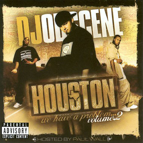 Houston We Have A Problem Volume 2 de Various Artists
