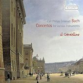 C.P.E. Bach: Concertos for Various Instruments by Various Artists