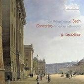 C.P.E. Bach: Concertos for Various Instruments von Various Artists