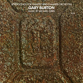 Seven Songs For Quartet And Chamber Orchestra von Gary Burton