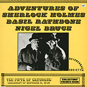 Sherlock Holmes - The Fifth of November and the Adventure of the Speckled Band by Basil Rathbone