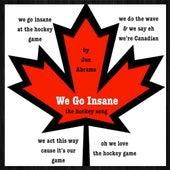 We Go Insane (We Love the Hockey Game) by Jon Abrams