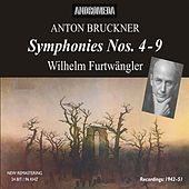 Bruckner: Symphonies Nos. 4-9 by Various Artists