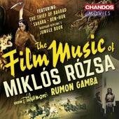 The Film Music of Miklós Rózsa de BBC Philharmonic Orchestra