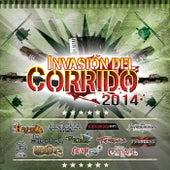 Invasión Del Corrido 2014 by Various Artists