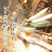 Lightning Vol. 8 de Johnny Cash