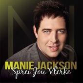 Sprei Jou Vlerke de Manie Jackson