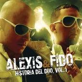 Historia del Dúo, Vol. 1 de Alexis Y Fido