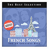 French Songs. The 20 Greatest Hits de Various Artists
