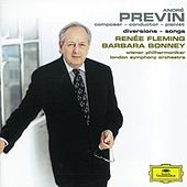 Previn: Diversions / Songs di Renée Fleming