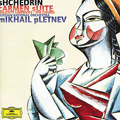 Shchedrin: Carmen Suite; Naughty Limericks; The Chimes by Russian National Orchestra