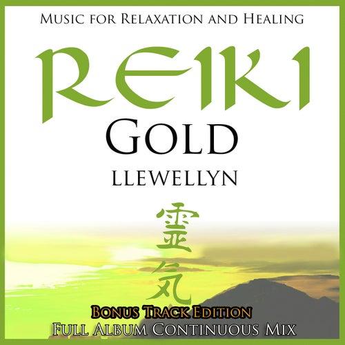 Reiki Gold: Bonus Track Edition by Llewellyn