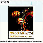 Grandes Orquestas: Solo Música Vol. 3 de Various Artists