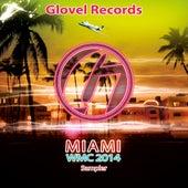 Glovel Records Miami WMC 2014 Sampler by Various Artists