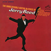 The Unbelievable Guitar & Voice of Jerry Reed de Jerry Reed