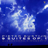 Bustijn: 9 Suittes pour le clavessin, Op. 1 by Alessandro Simonetto
