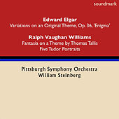 Edward Elgar: Variations on an Original Theme, Op. 36, 'Enigma' - Ralph Vaughan Williams: Fantasia on a Theme by Thomas Tallis & Five Tudor Portraits von Various Artists