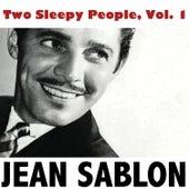 Two Sleepy People, Vol. 1 von Jean Sablon
