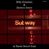 Billy Eckstine & Quincy Jones at Basin Street East de Quincy Jones