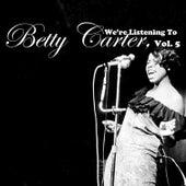 We're Listening to Betty Carter, Vol. 5 von Betty Carter