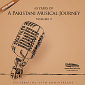65 Years of a Pakistani Musical Journey, Vol. 2 von Various Artists