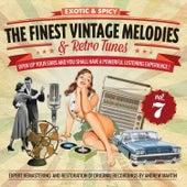 The Finest Vintage Melodies & Retro Tunes Vol. 7 von Various Artists
