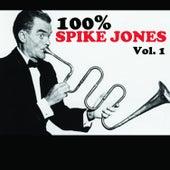 100% Spike Jones, Vol. 1 de Spike Jones
