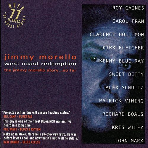 West Coast Redemption by Jimmy Morello