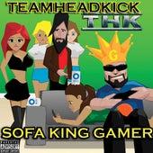 Sofa King Gamer by Teamheadkick