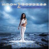 Moon Goddess 2 by Medwyn Goodall