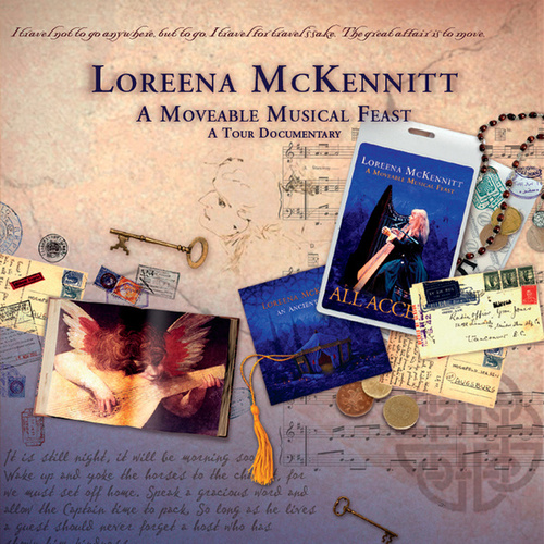 A Moveable Musical Feast by Loreena McKennitt