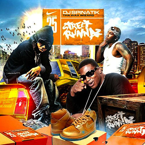 Street Runnaz 25 by Various Artists