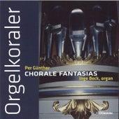 Orgelkoraler - Chorale Fantasias de Inge Beck