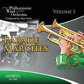 Parade Marches Volume 3 de Marc Reift
