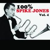 100% Spike Jones, Vol. 4 de Spike Jones