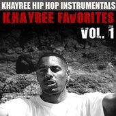 Khayree Favorites Vol. 1 von Khayree