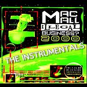 Illegal Business? 2000 - The Instrumentals von Khayree