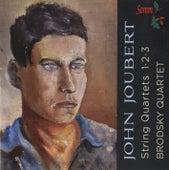 Joubert: String Quartets Nos. 1-3 von Brodsky Quartet