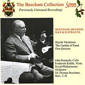 The Beecham Collection: Beecham, Brahms, Bax & Richard Strauss by Various Artists